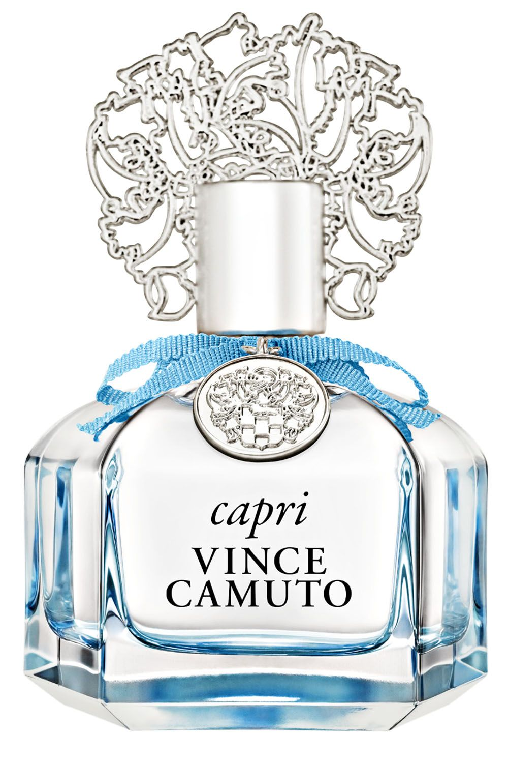 "<p>""Capri Vince Camuto.""</p><p><strong>Vince Camuto </strong>Capri perfume, $82</p>"