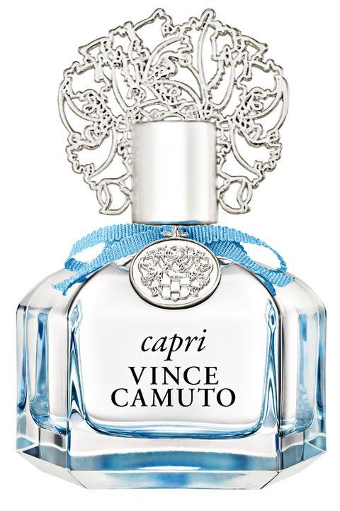 "<p>""Capri Vince Camuto.""</p><p><strong>Vince Camuto </strong>Capri perfume, $82</p>"