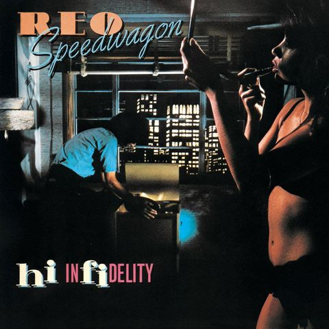 "<p>REO Speedwagon's ninth album <em>Hi Infidelity</em> was the bestselling album of 1981, and the track ""Keep on Loving You"" became the band's first no. 1 hit.</p><p><strong>Also big:</strong> <em>Tattoo You</em> by the Rolling Stones, <em>4</em> by Foreigner</p>"