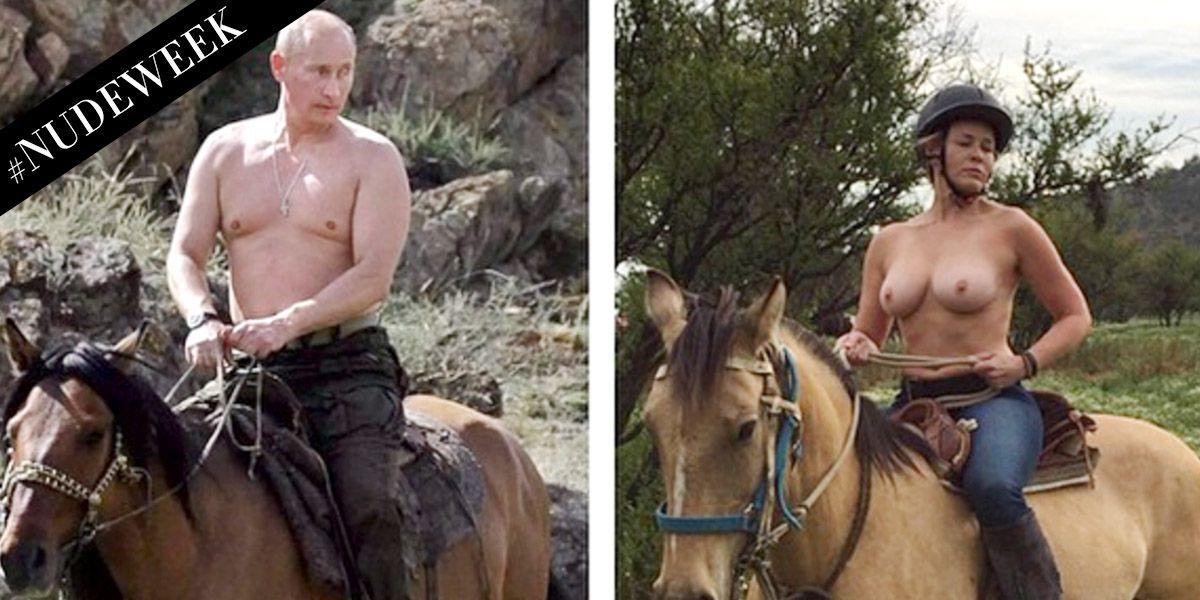oben-ohne-bilder-von-pferden