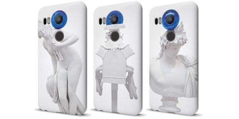 White, Technology, Colorfulness, Plastic, Electric blue, Teal, Aqua, Mobile phone accessories, Mobile phone case, Silver,