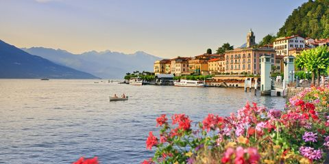 Just Back From...Lake Como