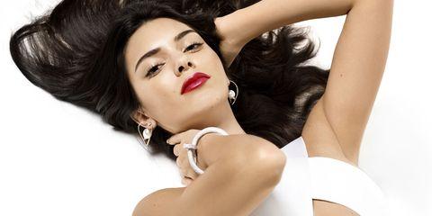 Lip, Hairstyle, Skin, Eyelash, Style, Fashion accessory, Body jewelry, Black hair, Wrist, Beauty,