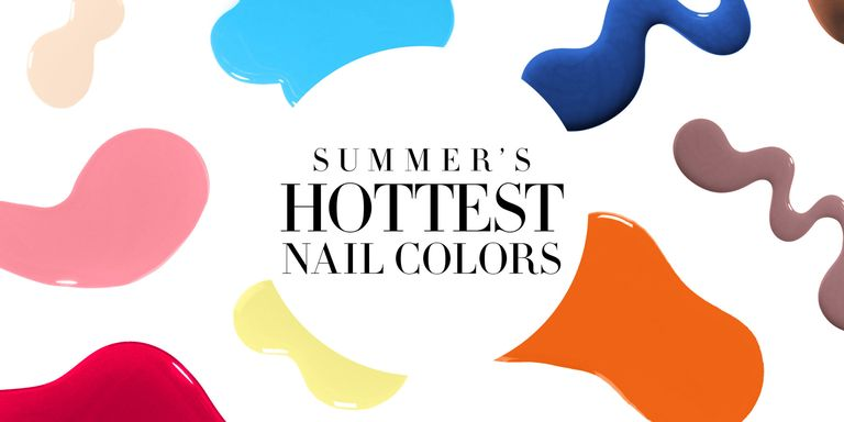 9 Must-Have Summer Nail Polishes