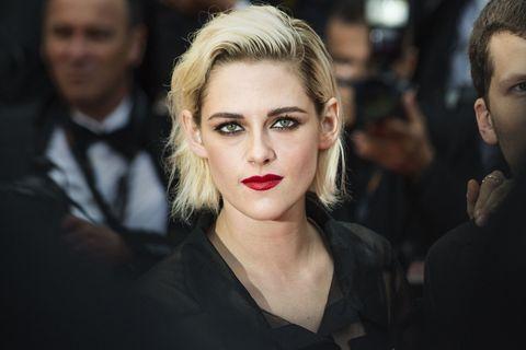 Kristen Stewart Explains Her Rebellious Reason for Going Platinum Blonde