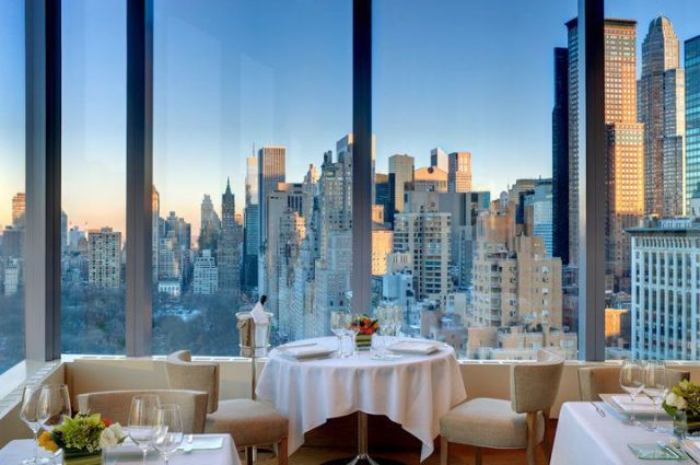 The Best Restaurants with a View