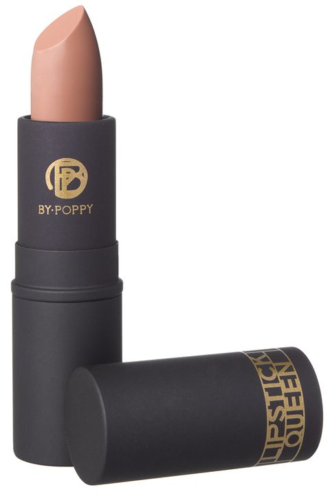 """<p>""""If it's not a red lip, it's a nude lip—I can't go without lipstick. I've tried 1,000 shades, but this one has that barely-there hue that best flatters my complexion and feels the most secure on my lips.""""</p><p><strong>Lipstick Queen</strong> Sinner Lipstick in Bare Nude, $24, <a href=""""https://www.net-a-porter.com/us/en/product/697736?cm_mmc=ProductSearchUS_PLA_c-_-GOOGLE-Lipstick%20Queen-_-Beauty-Makeup-Lip-_-163113176195_697736-005&gclid=CJH67tTW0swCFVZahgod1ywA9w"""" target=""""_blank"""">net-a-porter.com</a>.</p>"""