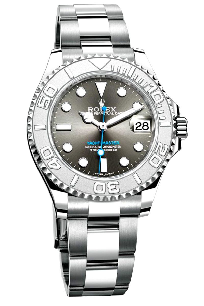 "<p>""I wear a watch every once in a while, usually a vintage Rolex that I really like."" Rolex watch, $11,050. <a href=""http://www.rolex.com/"">rolex.com</a>.</p>"