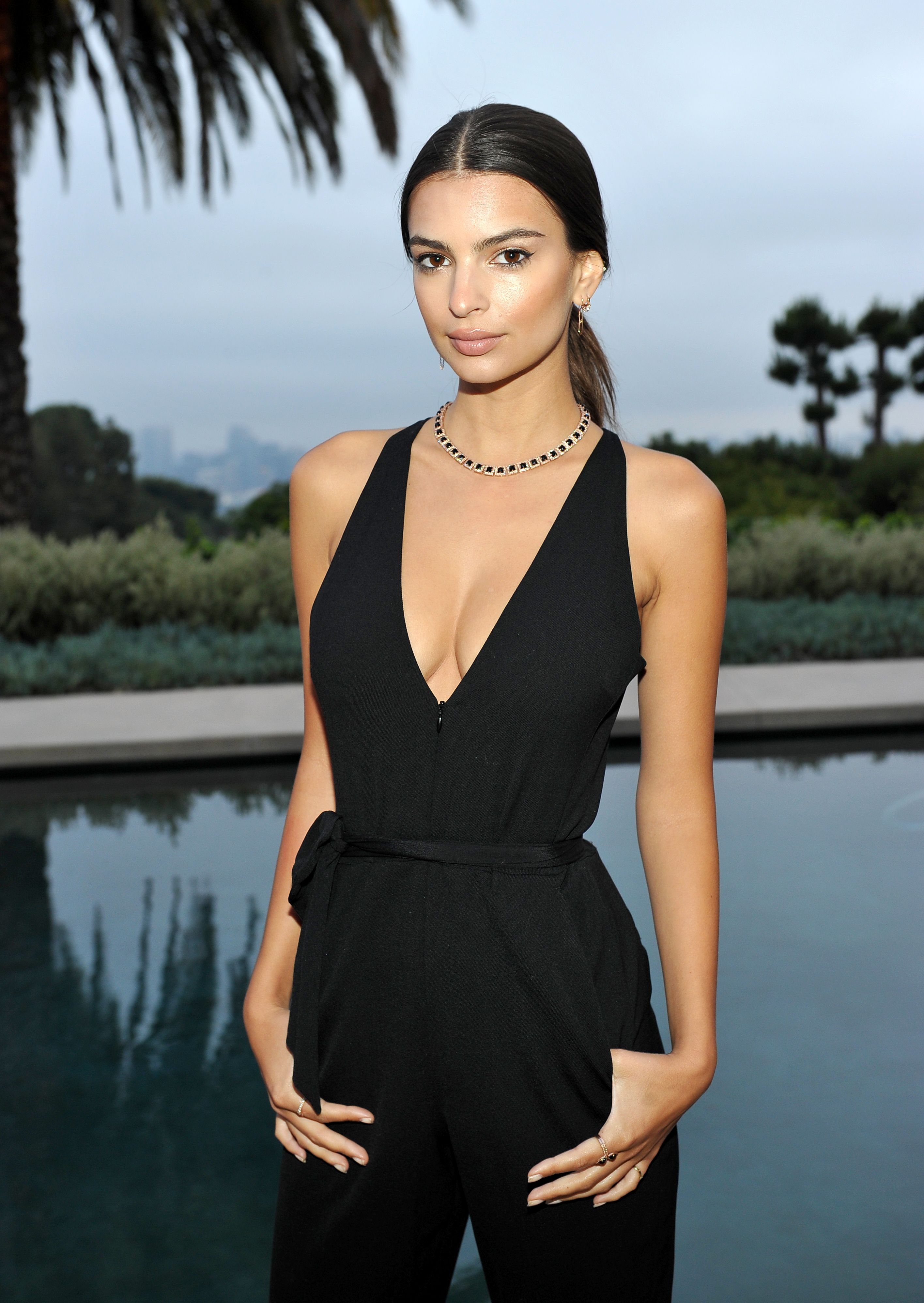 Emily Ratajkowski Discusses How Being Sexy Affects Her Work Opportunities