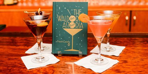 7 Old Hollywood Inspired Cocktails