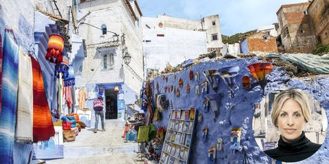 Town, Neighbourhood, Paint, Street, Art, Human settlement, Snow, Street light, Painting, Illustration,