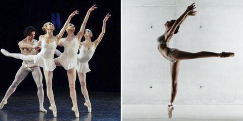 10 Tricks to Beat Belly Bloat From Professional Ballerinas