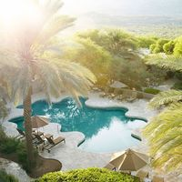 "<p>Located in the Santa Catalina mountains in Tuscon, Arizona, <a href=""http://www.miravalresorts.com/contact_us/"" target=""_blank"">Miraval</a> is at the top of the list of any U.S. based spa junkie seeking energy healing, restorative treatments and top-notch amenities and cuisine throughout a restful stay. With activities to occupy even those not on property for massages, wraps and Ayurveda like horseback riding, cooking classes or a swim in the property's scenic pool, this destination is ideal for couples seeking quality time together and individually as well&#x3B; <em>800.825.4000</em>.</p>"