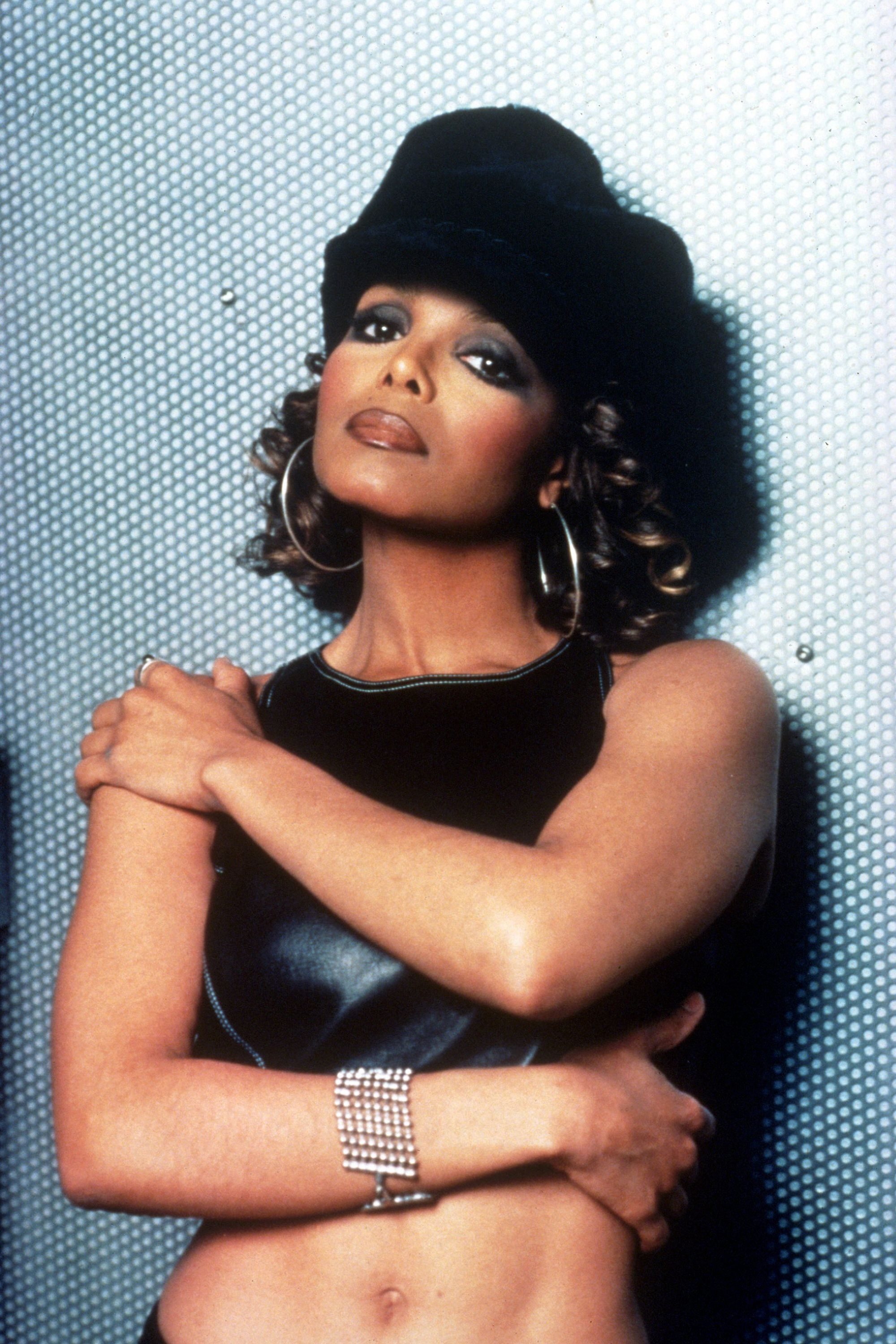 Janet Jackson Turns 50 Years Old - Janet Jackson Photos and