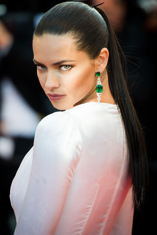 20 new ways to wear a ponytail - best celebrity ponytails of 2017