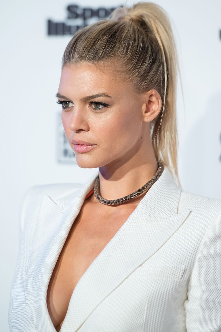 20 New Ways To Wear A Ponytail Best Celebrity Ponytails