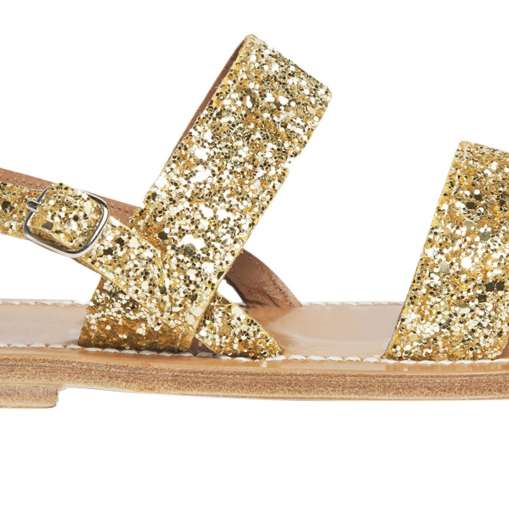 <p><strong>Golden Goose Deluxe Brand x K. Jacques</strong> sandals, $645, 212-431-3300.</p>