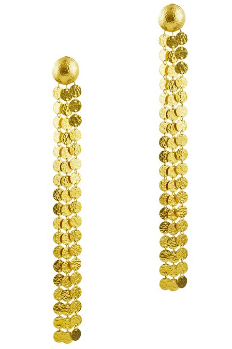 <p><strong>Gurhan</strong> earrings, $9,900, 888-888-4757</p>