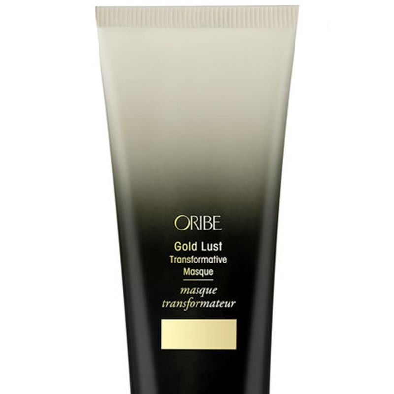 <p>White tea, baobob and jasmine extract rebuild each strand while the chic tube ups your shower shelf game.<br>
