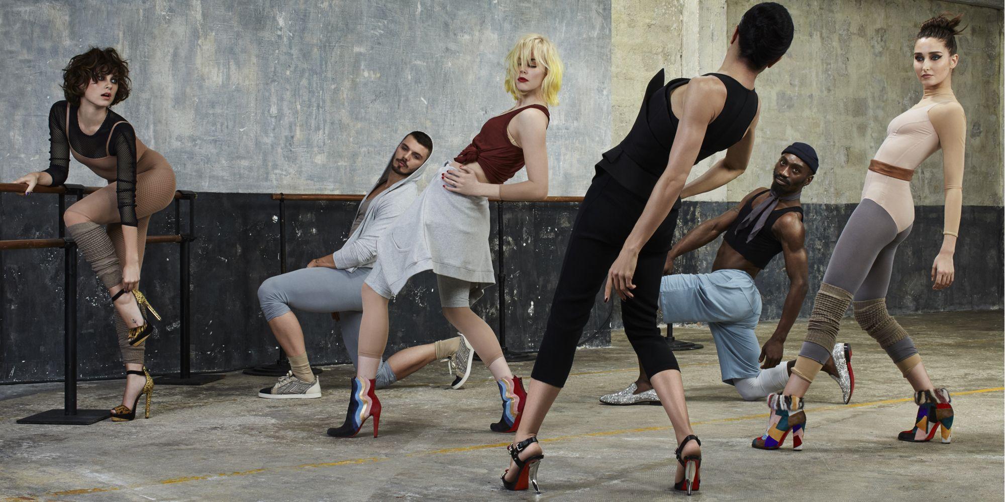 Christian Louboutin Taps Choreographer Blanca Li For New Short Dance Film