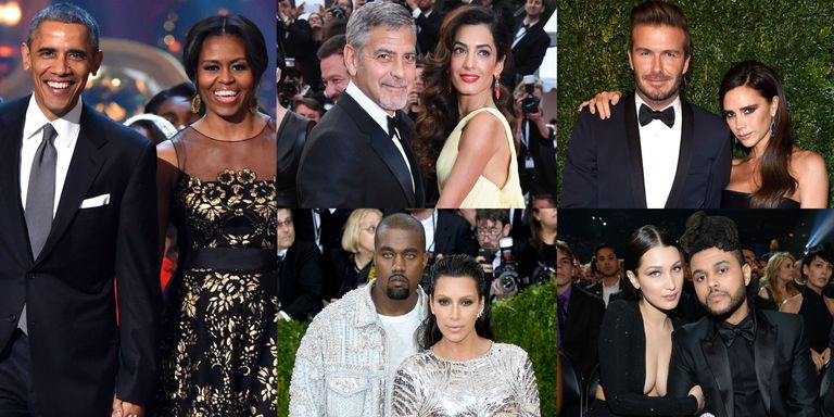 Power Couples For The Ultimate Couple Goals The Best Power - 10 coolest celebrity power couples