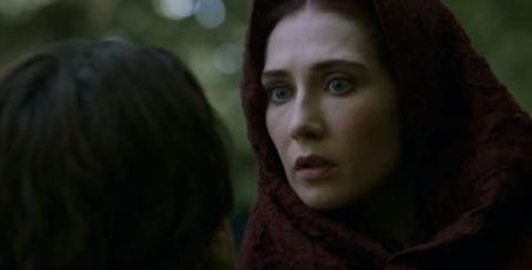 Game Of Thrones Arya Melisandre Theory Arya Melisandre Season 3