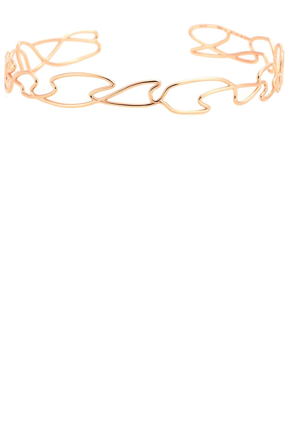 "<p><em>White Noise 18k rose gold choker&#x3B; $8812, </em><a href=""http://www.mytheresa.com/en-de/white-noise-18kt-rose-gold-choker.html"" target=""_blank""><em>mytheresa.com</em></a></p>"