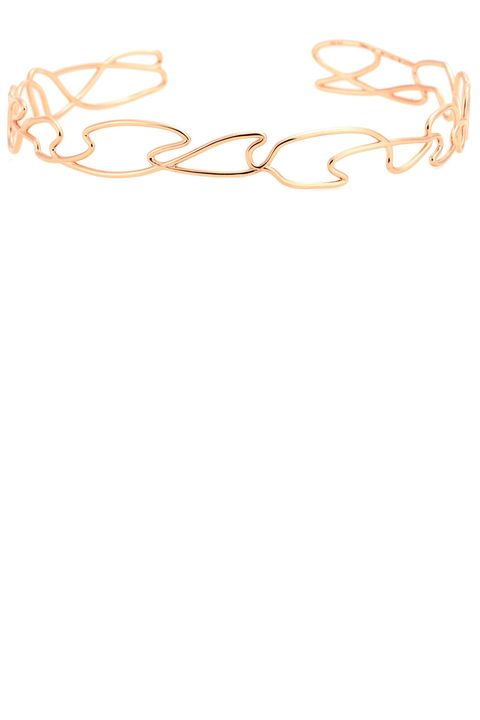 "<p><em>White Noise 18k rose gold choker; $8812, </em><a href=""http://www.mytheresa.com/en-de/white-noise-18kt-rose-gold-choker.html"" target=""_blank""><em>mytheresa.com</em></a></p>"
