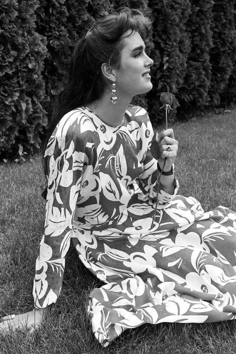 Brooke Shields 1987: Iconic Photos Of Brooke Shields