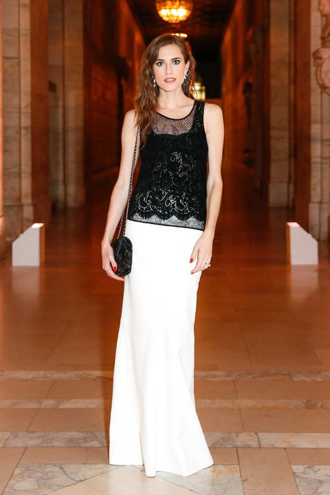 Chanel Fine Jewelry and The New York Public Library Dinner