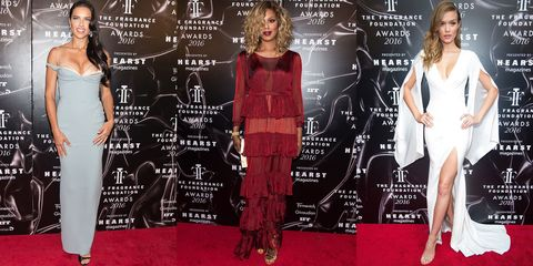 The Best Dressed at the Fragrance Foundation Awards - FiFi