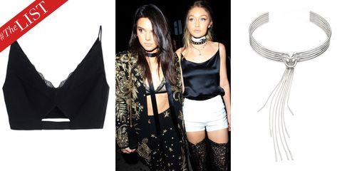 Style, Jewellery, Fashion accessory, Fashion, Beauty, Black hair, Black, Body jewelry, Thigh, Fashion model,
