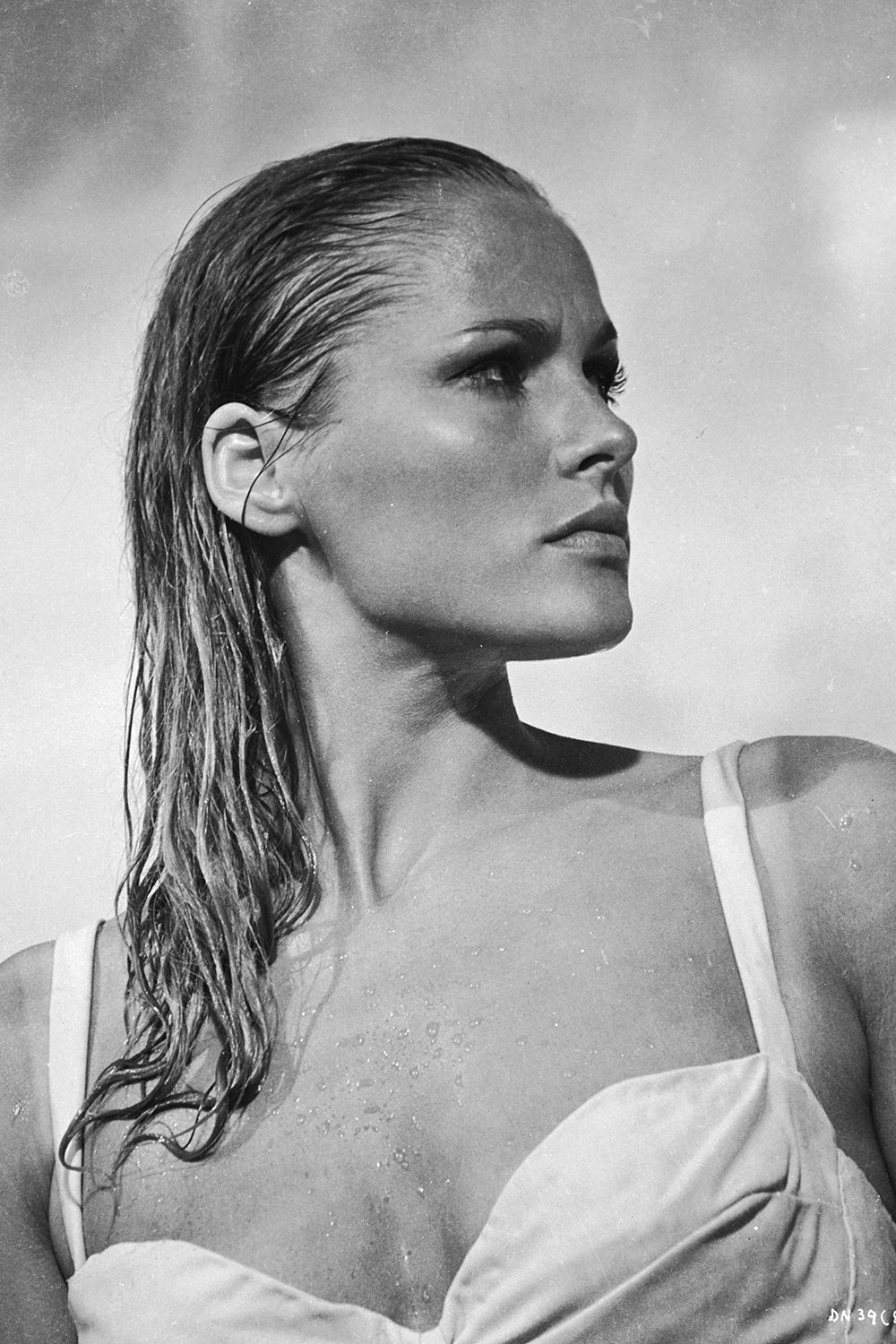 <p>Ursula Andress in <em>Dr. No</em></p>