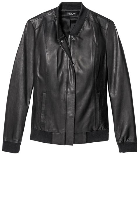 <p><strong>Kenneth Cole</strong> jacket, $495, 212-777-2013. </p>