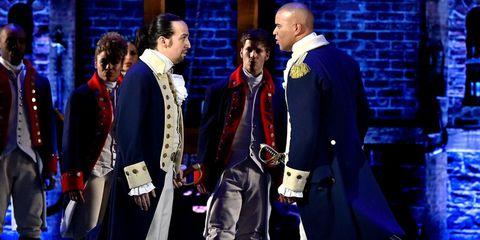 Here Is 'Hamilton''s Epic Performance at the Tony Awards