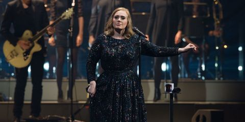 Adele Has Two of the Best-Selling Albums of All Time in the U K