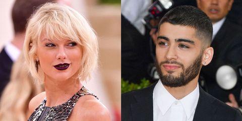 Zayn Malik on That Time Taylor Swift Made Him Blush