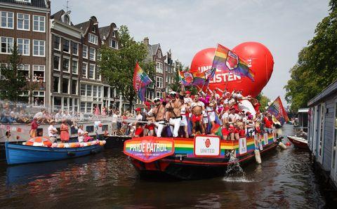 <p>Amsterdam, Netherlands.</p>