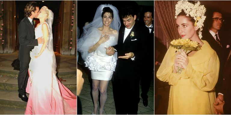 The 15 Most Iconic Wedding Dresses of All Time
