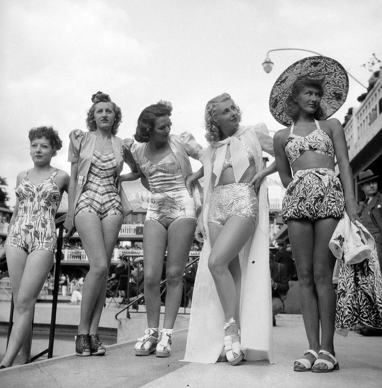 Summer Fashion Tips From Every Decade Vintage Summer Outfit Ideas To Wear In Summer 2017