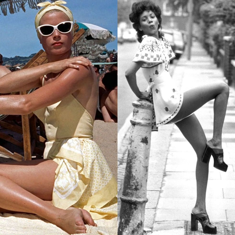 21 vintage summer fashion tips to try from every decade