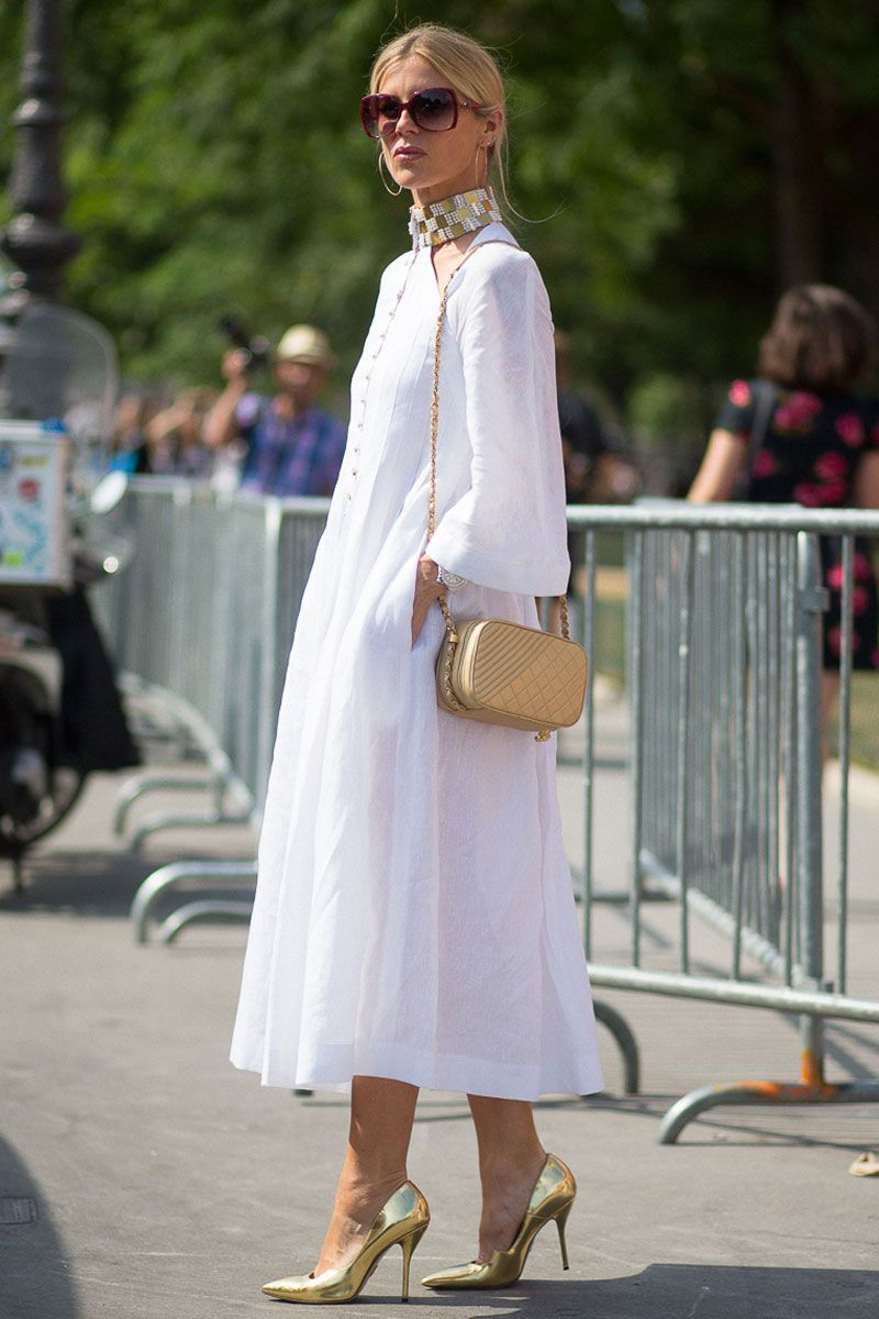 110b691f574a Celebrity White Outfit Ideas - White Outfit Inspiration