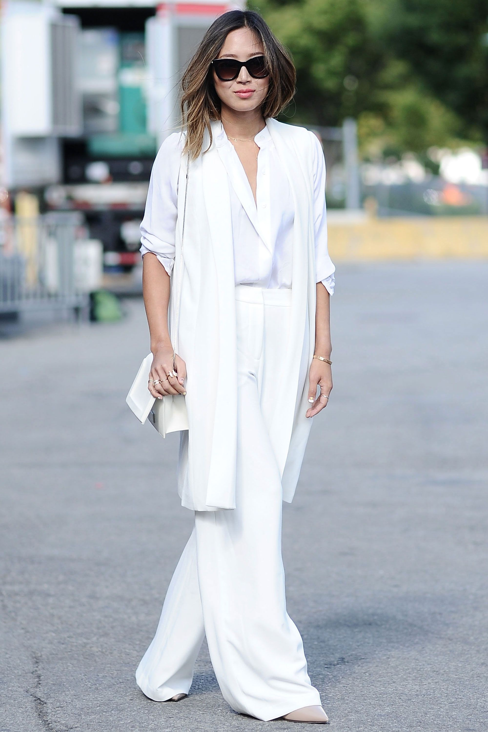 Celebrity White Outfit Ideas - White Outfit Inspiration