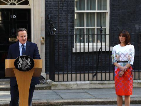 <p>David Cameron announces his resignation as Prime Minister after Britain votes to leave the European Union.</p>