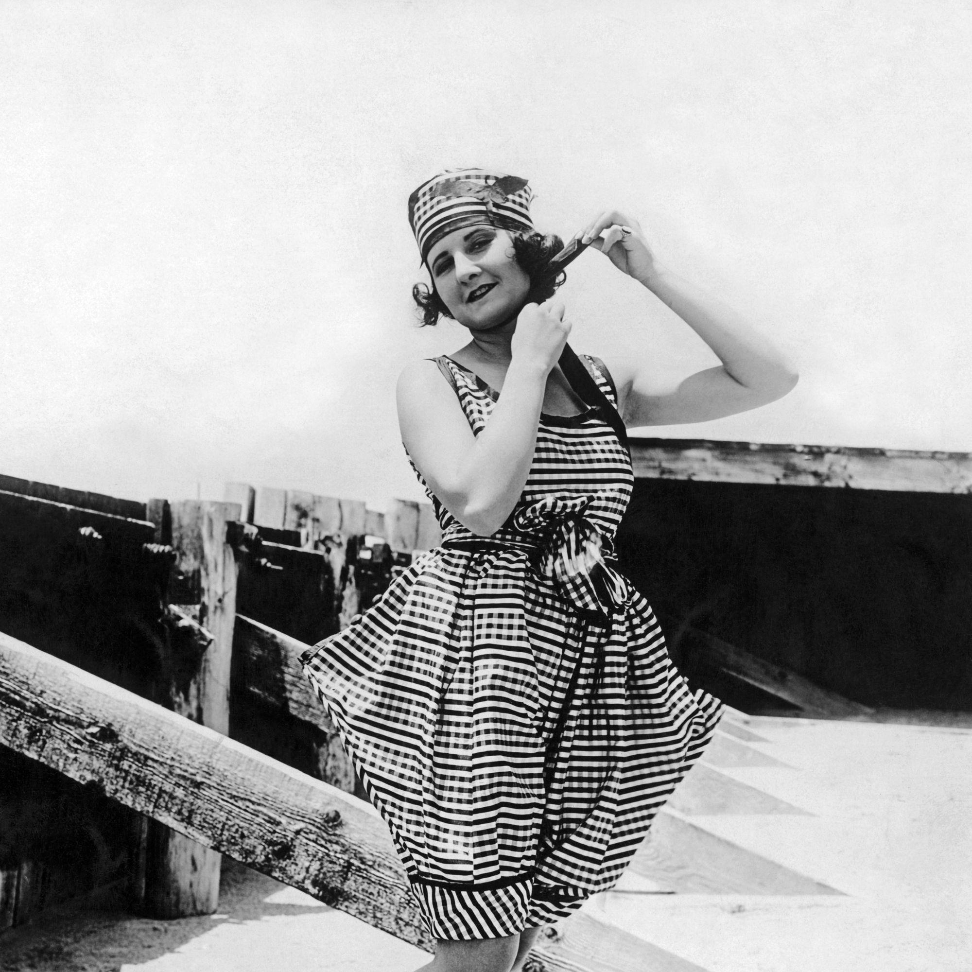 <p>Silent actress Vera Stedman</p>