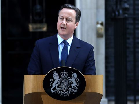 """<p>""""The British people have made a very clear decision to take a different path and as such I think the country requires fresh leadership to take it in this direction,"""" Cameron said.</p>"""