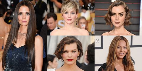 24 Celebrities Who Look Good With Any Hair Length Celebs With