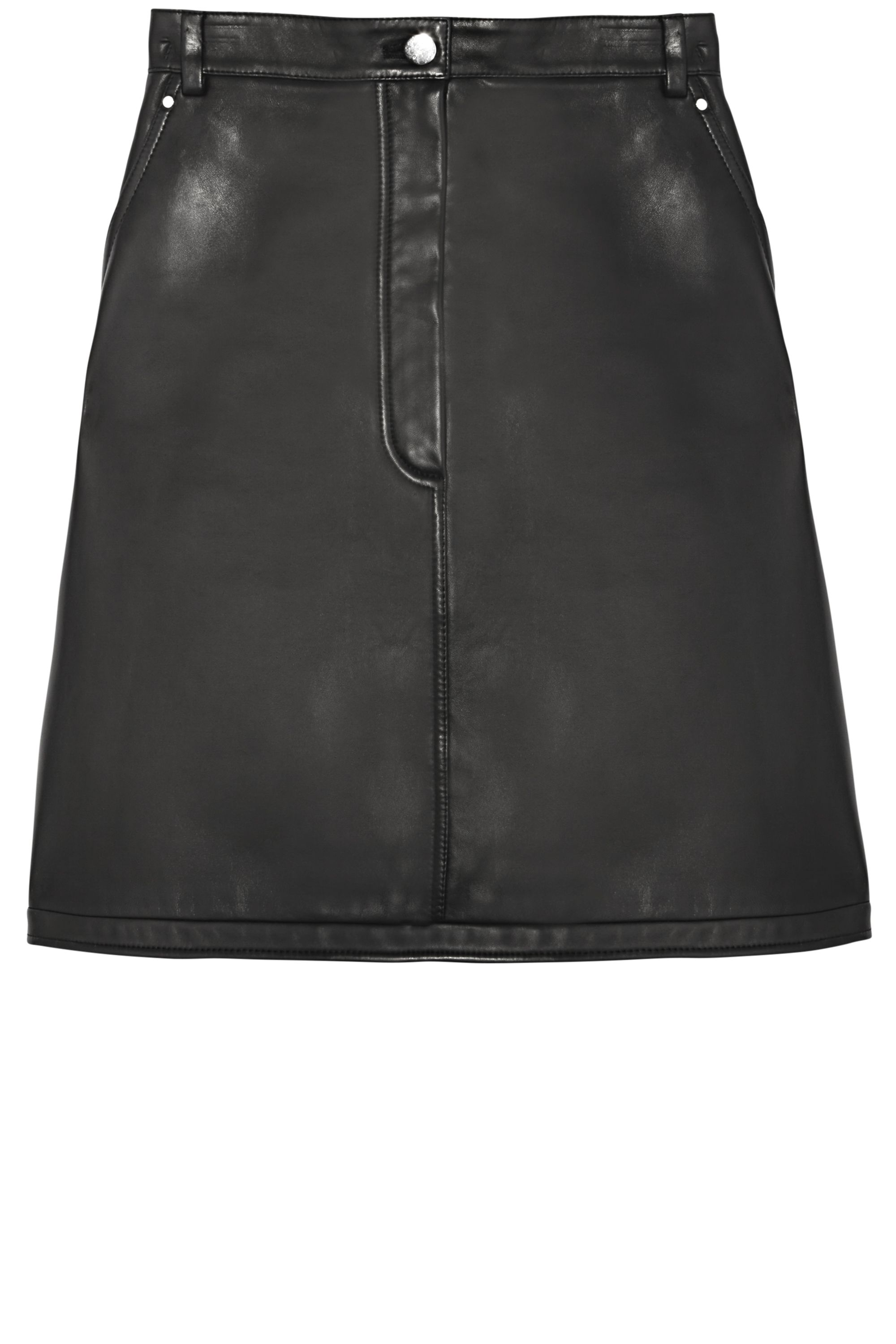 <p><strong>Carven </strong>skirt, $980, 646-684-4368,</p>