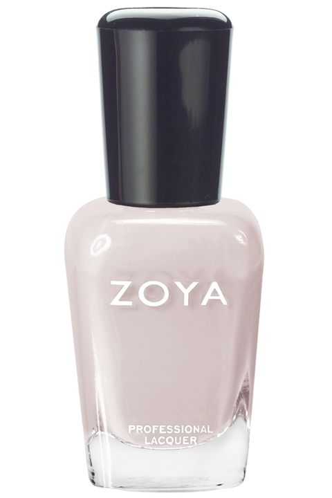 "<p><strong>Zoya</strong> Nail Polish in Avery, $10, <a href=""http://www.zoya.com/content/item/Beige-Nail-Polish-Cream-Nail-Polish-Avery-ZP596-Nail-Polish.html"" target=""_blank"">zoya.com</a>.</p>"