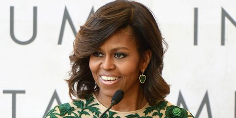 """Michelle Obama: """"Tell Your Daughters It's Okay to Be Bossy"""""""